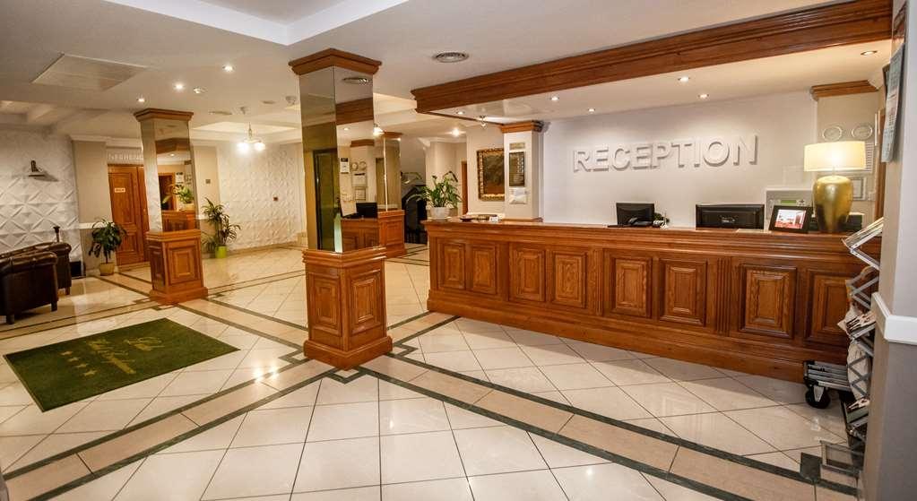 Best Western Plus Lido Hotel - Lobbyansicht