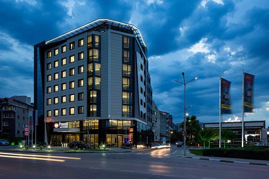 Best Western Premier Plovdiv Hills - Façade