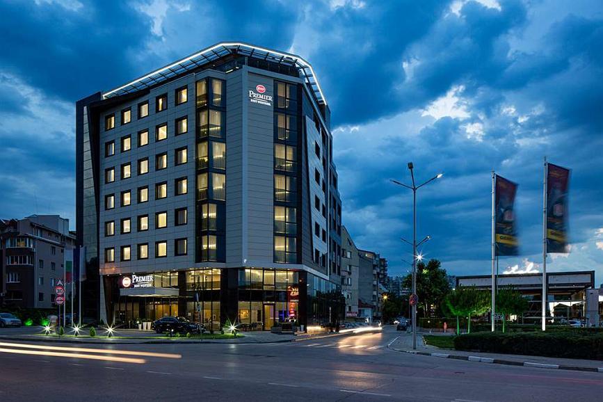 Best Western Premier Plovdiv Hills - Aussenansicht