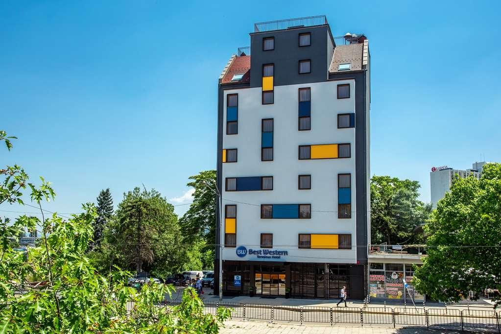 Best Western Terminus Hotel - Façade