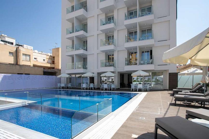 Best Western Plus Larco Hotel - Area esterna