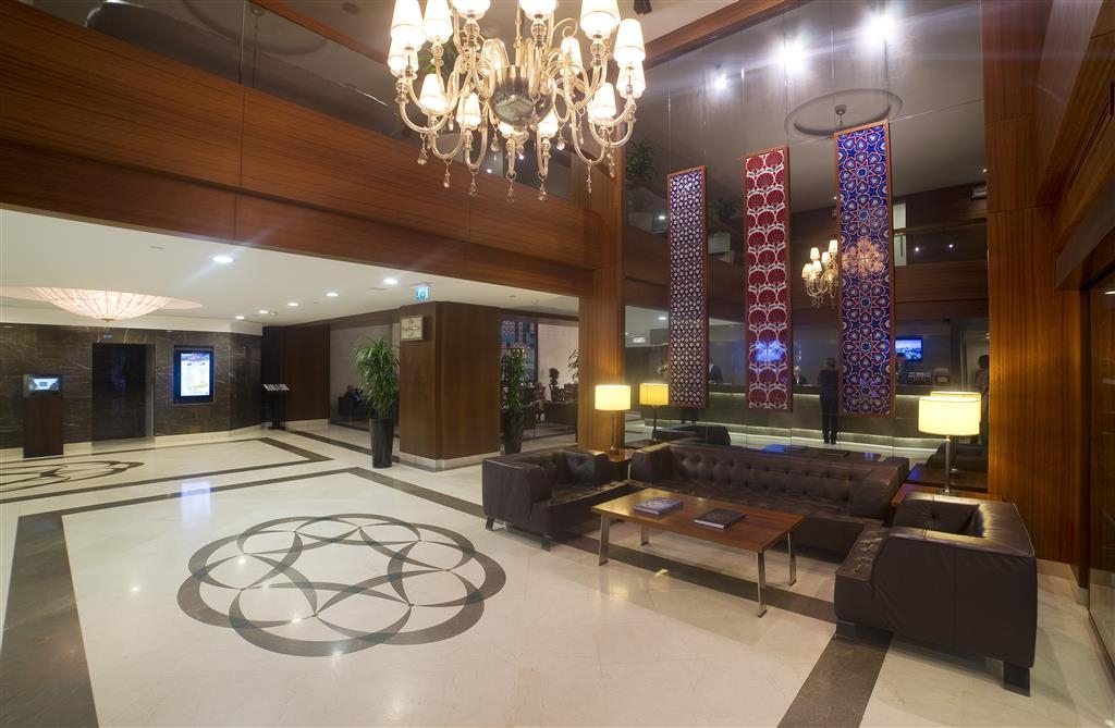 Best Western Plus The President Hotel - Foyer