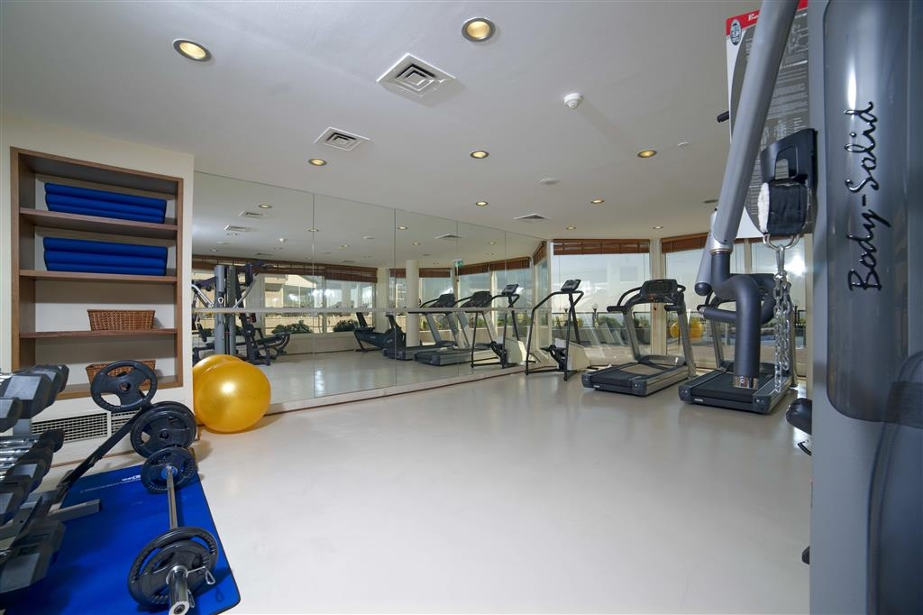 Best Western Plus The President Hotel - Fitnessstudio