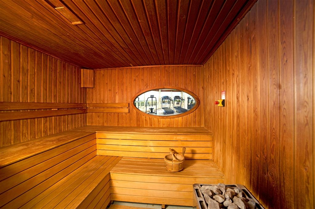 Best Western Plus The President Hotel - Sauna