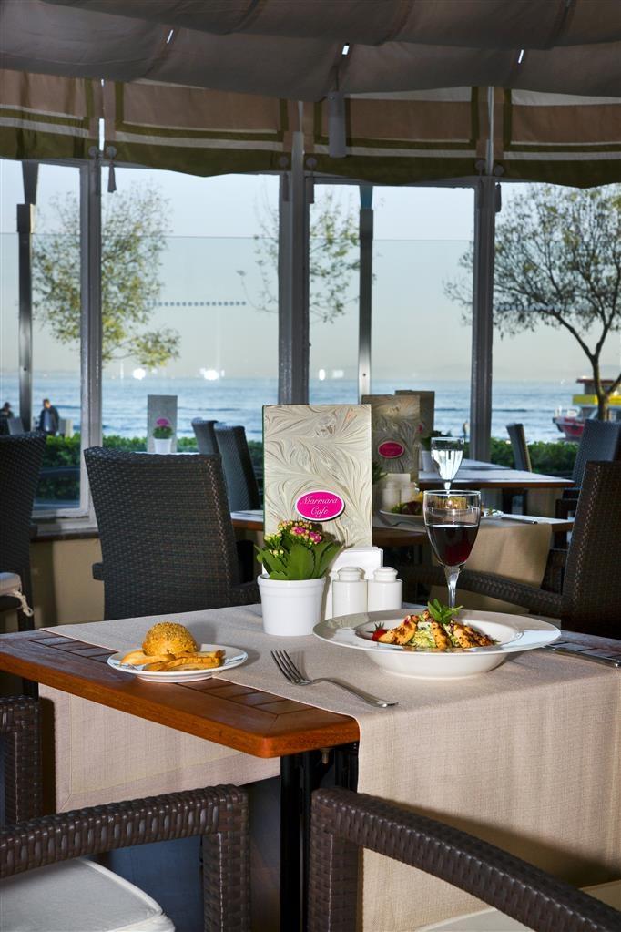 Best Western Citadel Hotel - Marmara Cafe