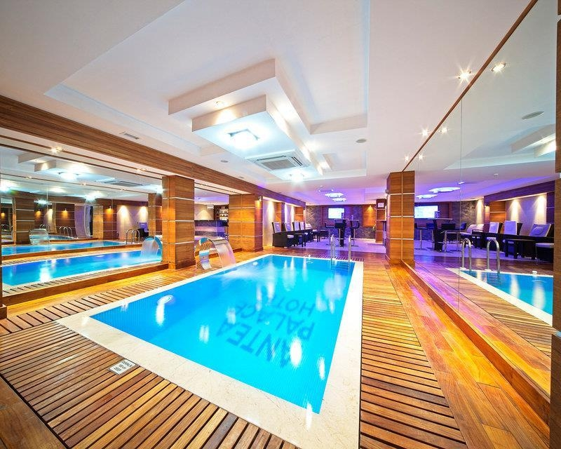 Best Western Antea Palace Hotel & Spa - Piscina
