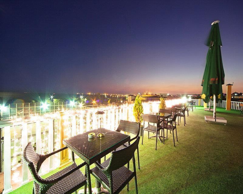 Best Western Antea Palace Hotel & Spa - Terrasse