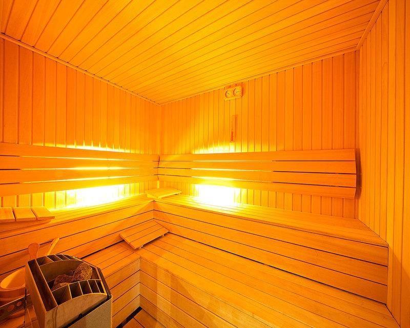 Best Western Antea Palace Hotel & Spa - Sauna