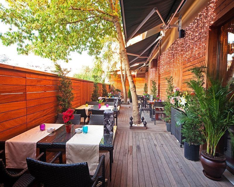 Best Western Antea Palace Hotel & Spa - Café