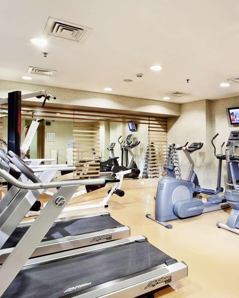 Best Western Eresin Taxim Hotel - exercise chambre