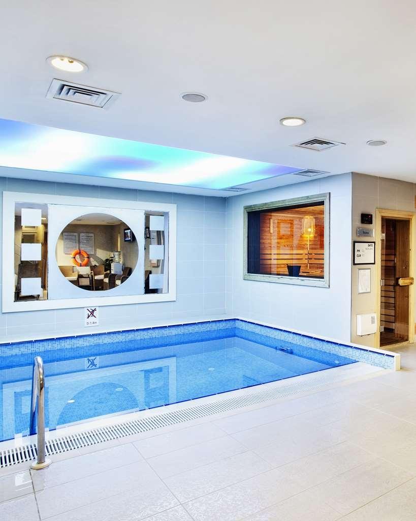 Best Western Eresin Taxim Hotel - piscina coperta