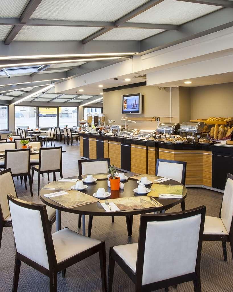 Best Western Eresin Taxim Hotel - Prima colazione a buffet