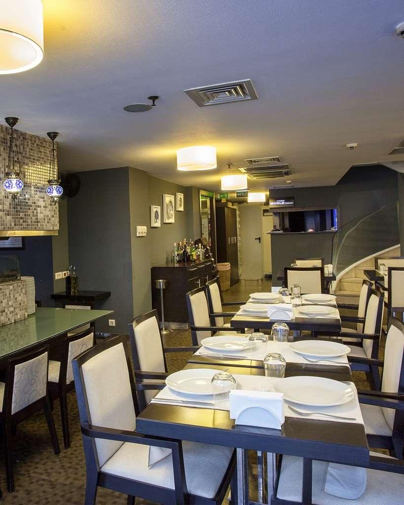 Best Western Eresin Taxim Hotel - Restaurant
