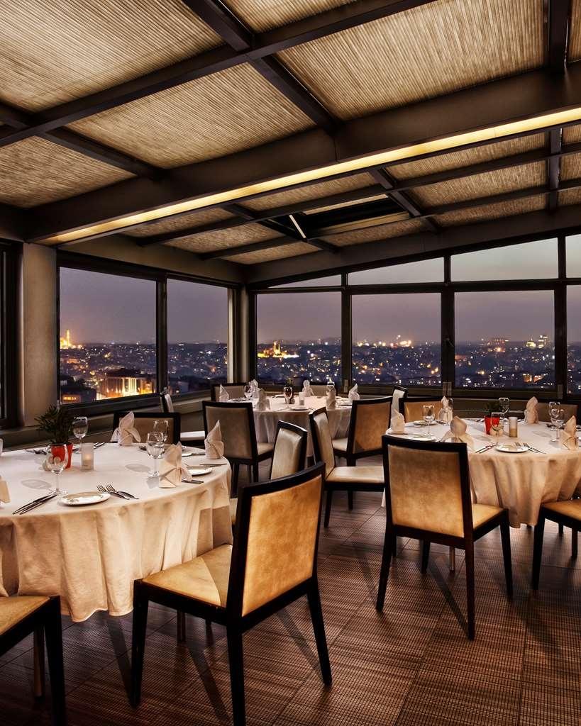 Best Western Eresin Taxim Hotel - Terrace Restaurant
