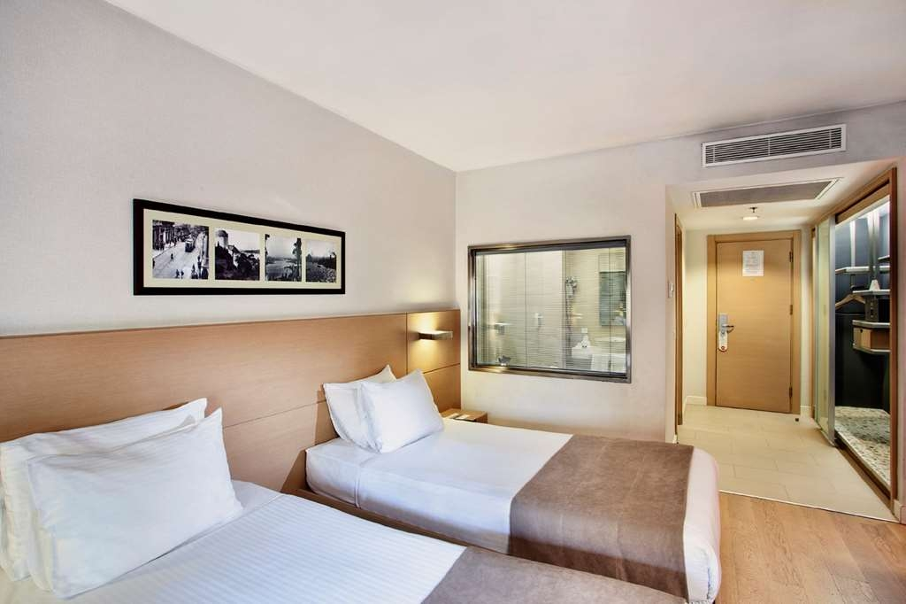 Best Western Eresin Taxim Hotel - Chambres / Logements