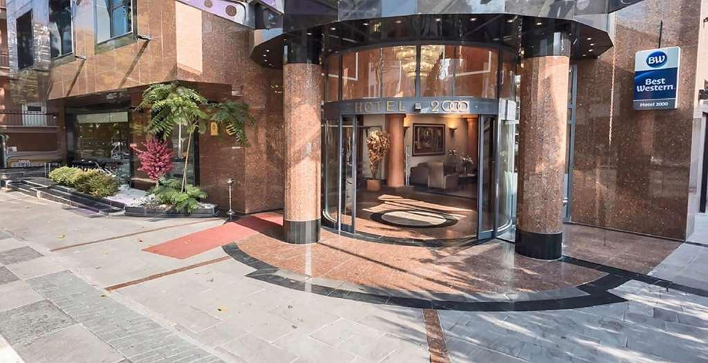 Best Western Hotel Ikibin-2000 - Area esterna