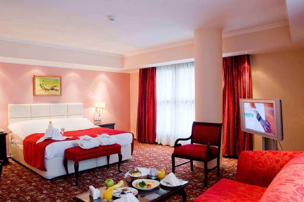 Best Western Hotel Ikibin-2000 - SUITE RED Best Western Otel Ankara Turkey