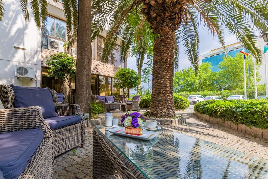 Best Western Plus Hotel Konak - proprietà amenità