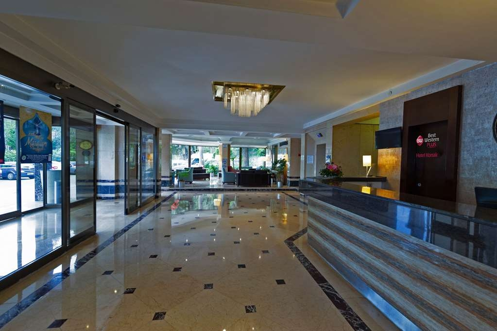Best Western Plus Hotel Konak - Lobby Area