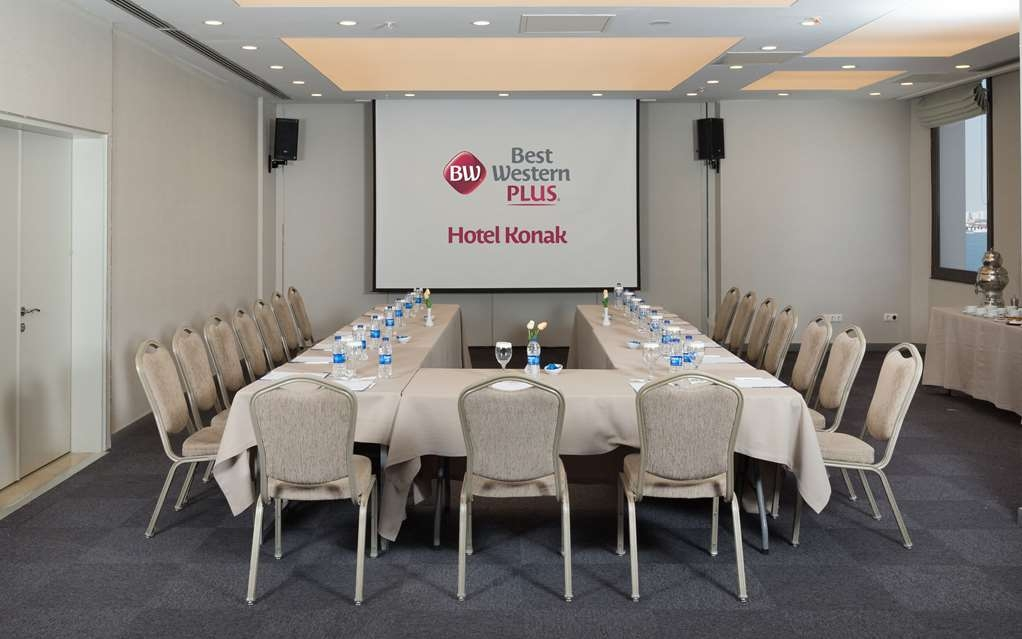 Best Western Plus Hotel Konak - Meeting Room