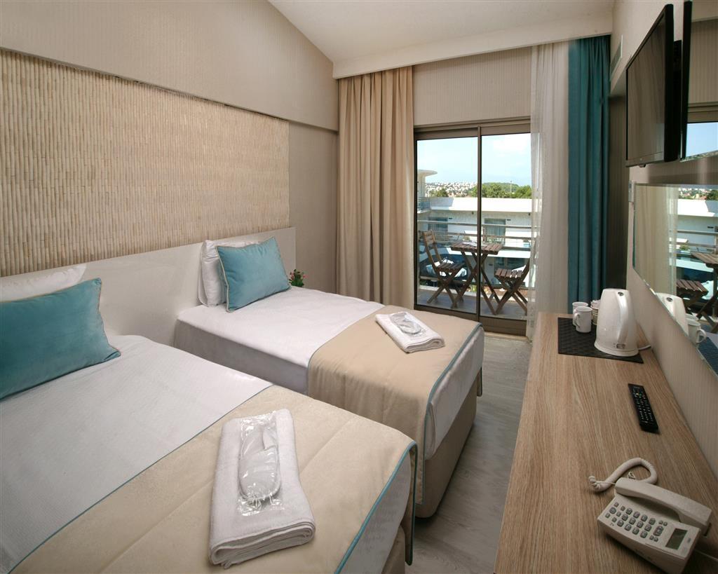 Best Western Plus Cesme Hotel - Habitación estándar
