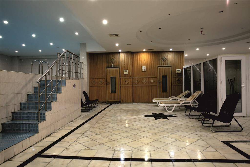 Best Western Ravanda Hotel - Centre de fitness