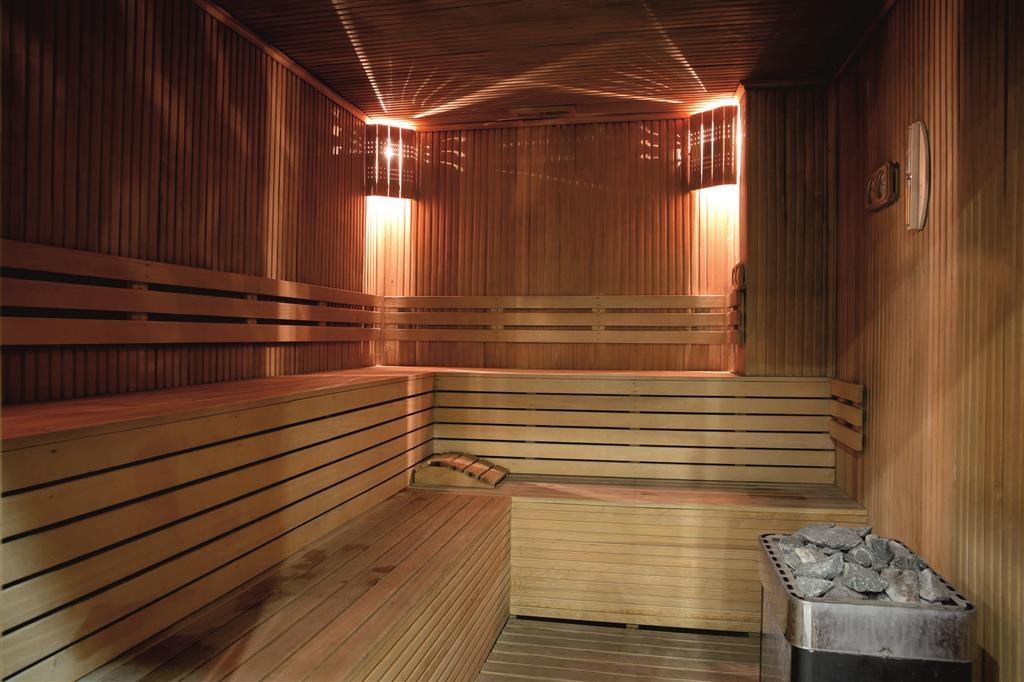 Best Western Ravanda Hotel - Sauna