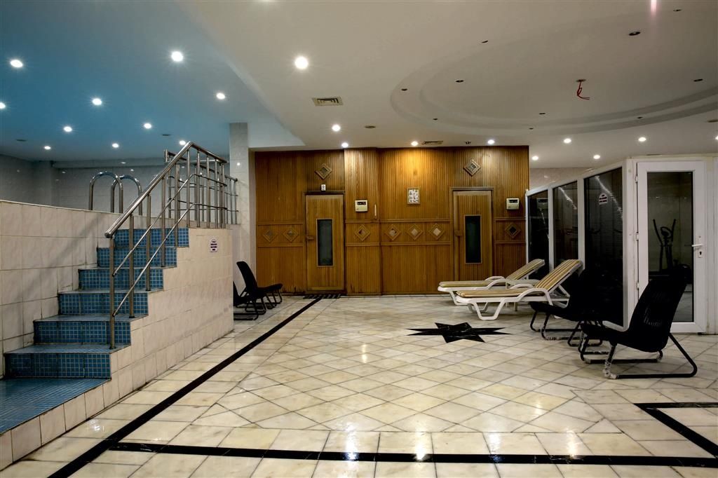Best Western Ravanda Hotel - Fitness Center