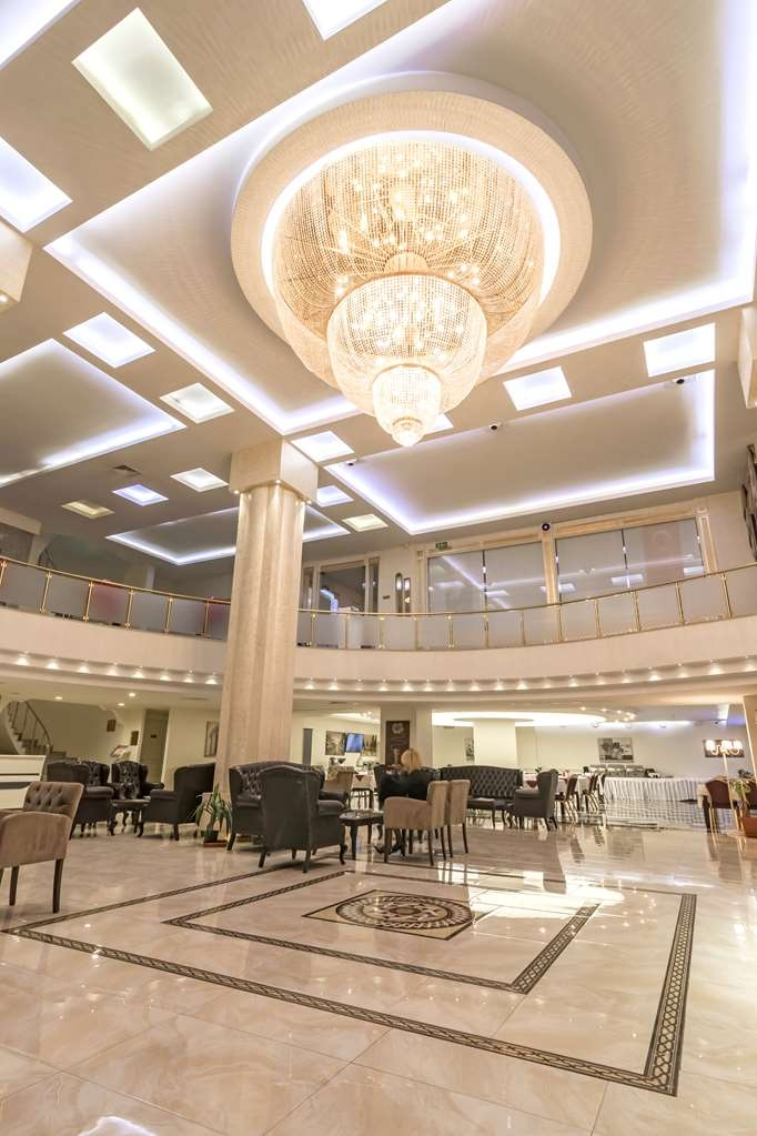 Best Western Ravanda Hotel - Lobby