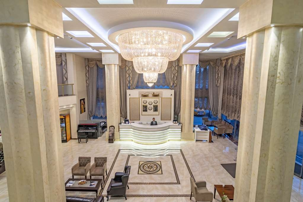 Best Western Ravanda Hotel - Vue du lobby