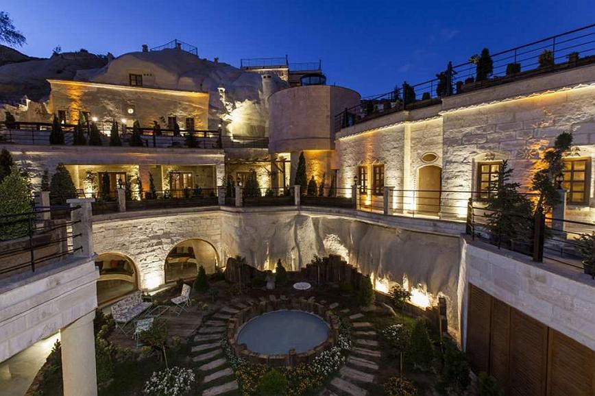Best Western Premier Cappadocia - Area esterna