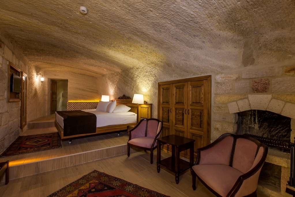 Best Western Premier Cappadocia - Guest Room with Fireplace