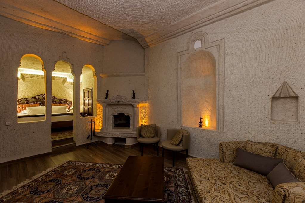 Best Western Premier Cappadocia - Suite with Fireplace