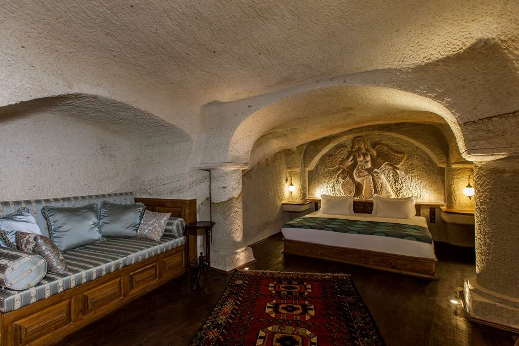Best Western Premier Cappadocia - King Bed Guest Room with Sofabed