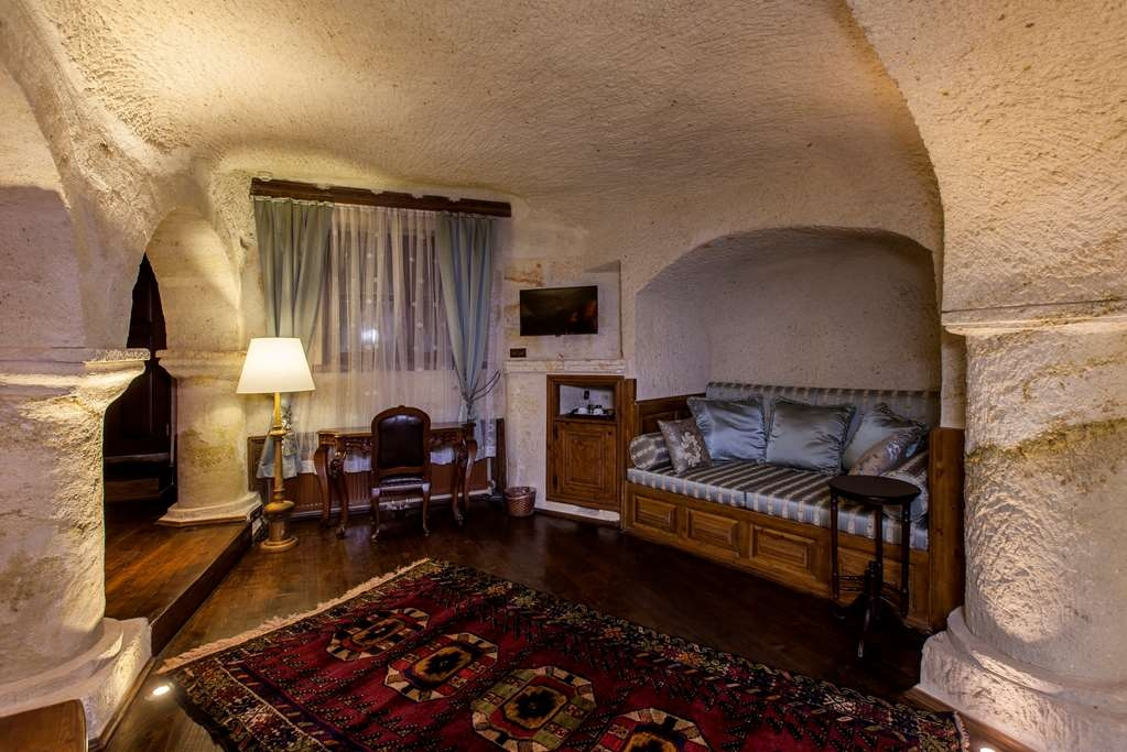 Best Western Premier Cappadocia - Guest Room with Sofabed and Fridge