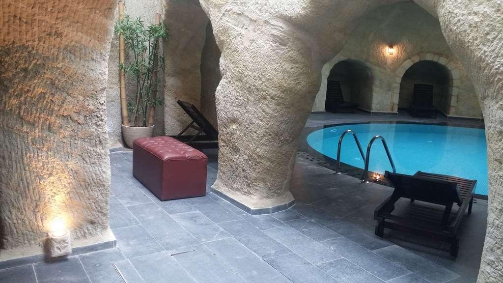 Best Western Premier Cappadocia - Vue de la piscine