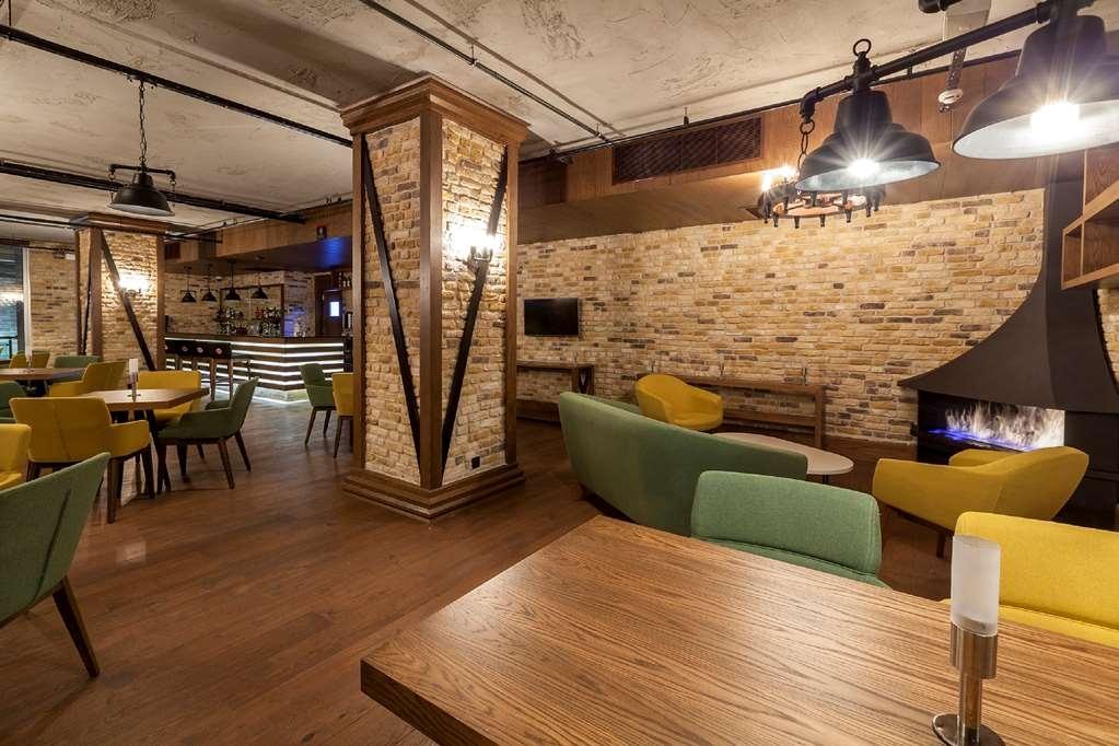 Vib Best Western Antalya - bar/lounge