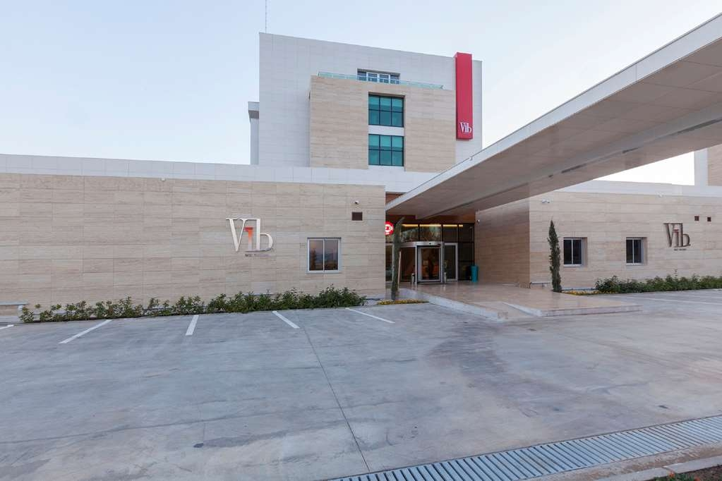 Vib Best Western Antalya - Facciata dell'albergo