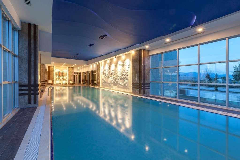 Vib Best Western Antalya - piscina coperta