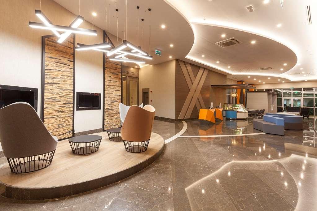 Vib Best Western Antalya - Hall