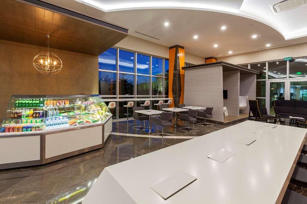 Vib Best Western Antalya - lobby