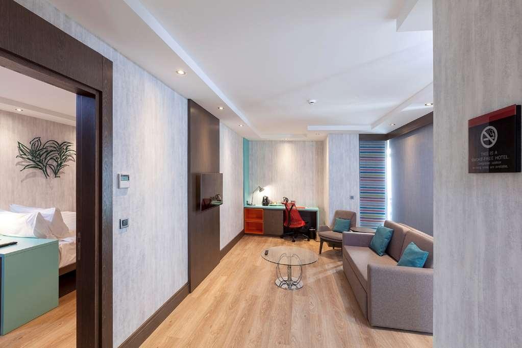 Vib Best Western Antalya - guest room arredi