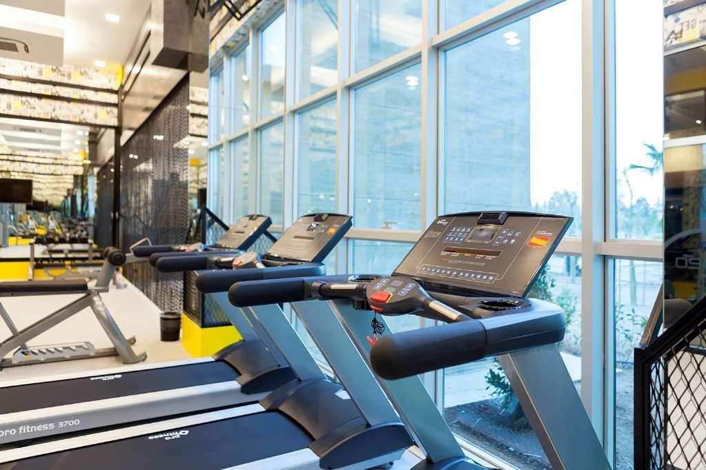 Vib Best Western Antalya - Sala fitness