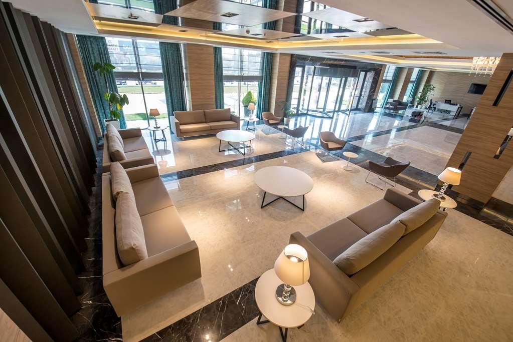 Best Western Premier Sakarya - Lobby