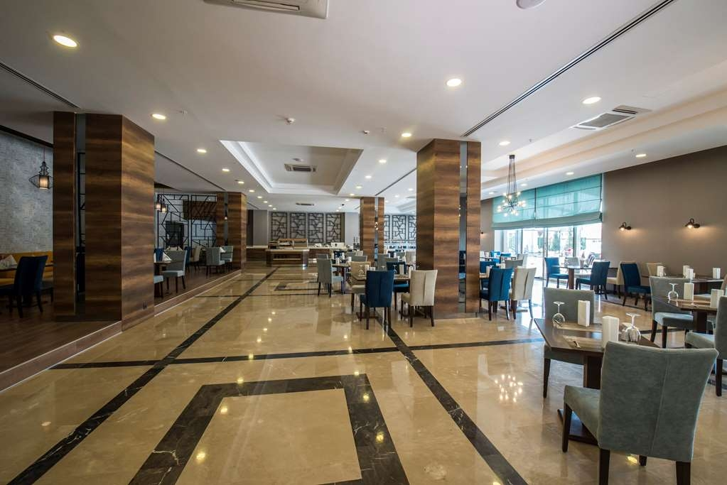 Best Western Premier Sakarya - Restaurant / Etablissement gastronomique