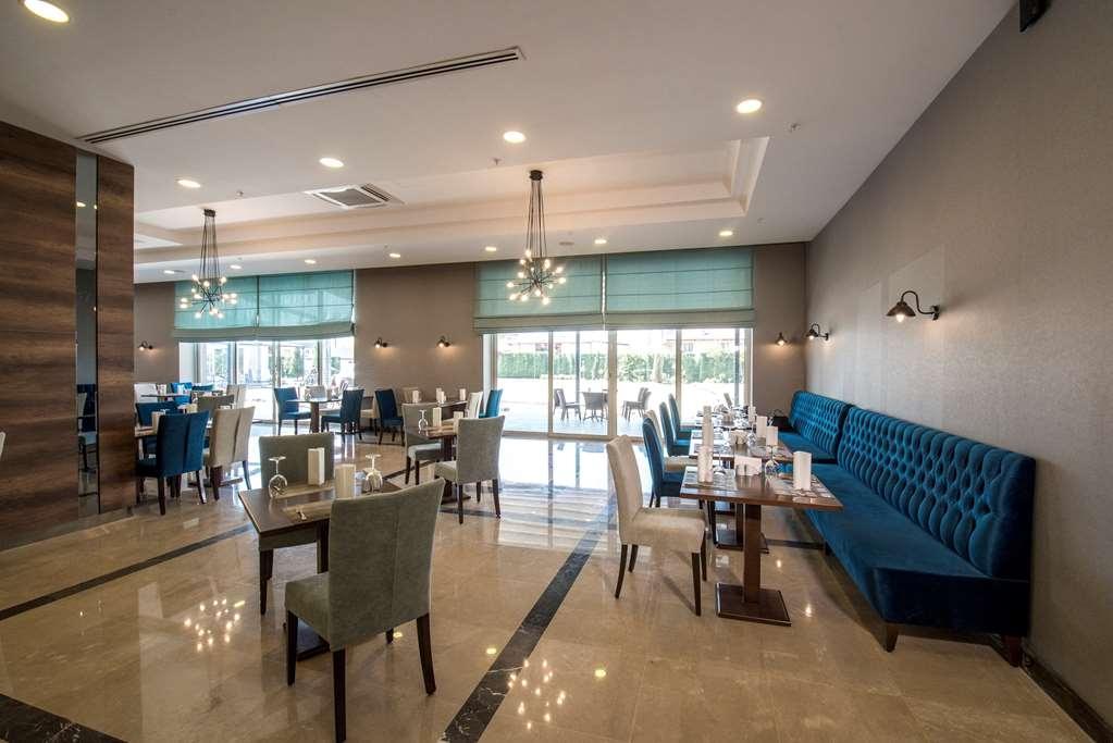 Best Western Premier Sakarya - Restaurant / Gastronomie