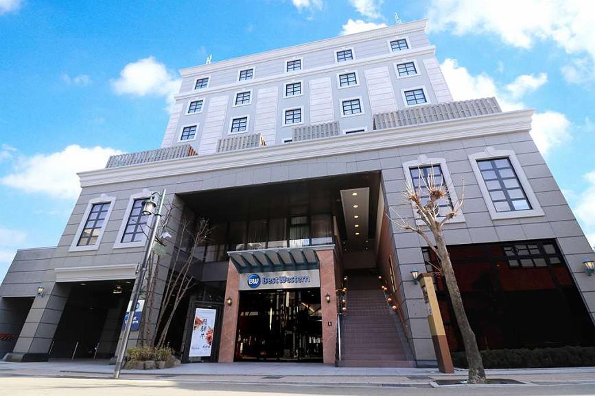 Best Western Hotel Takayama - Aussenansicht