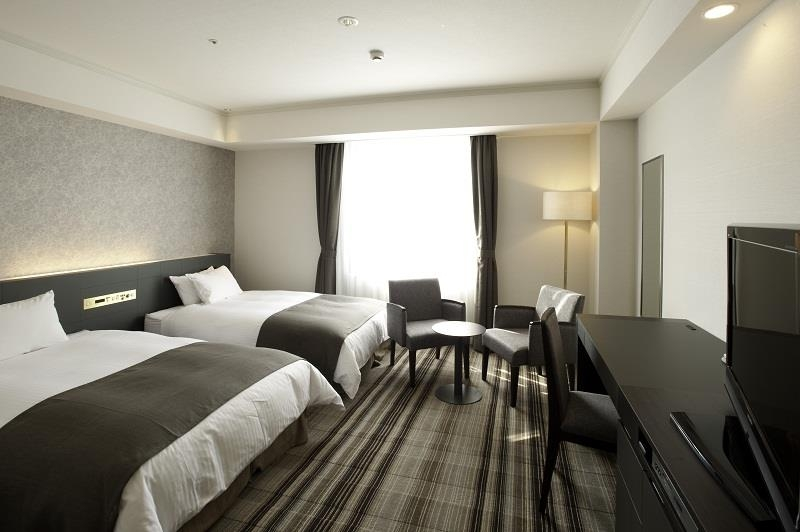 Best Western Hotel Takayama - Deluxe Twin Guest Room