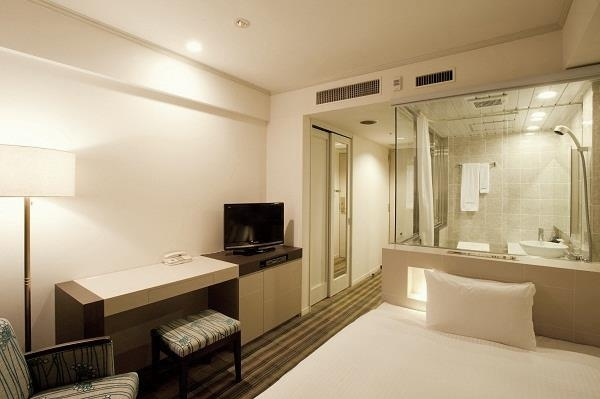 Best Western Hotel Takayama - Chambre individuelle