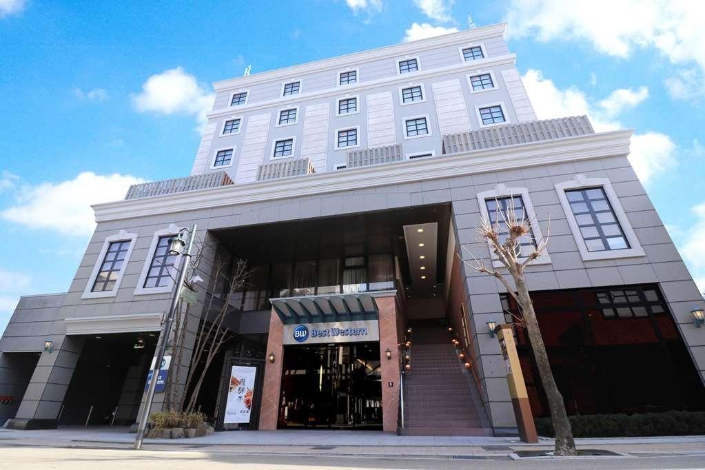Best Western Hotel Takayama - Façade
